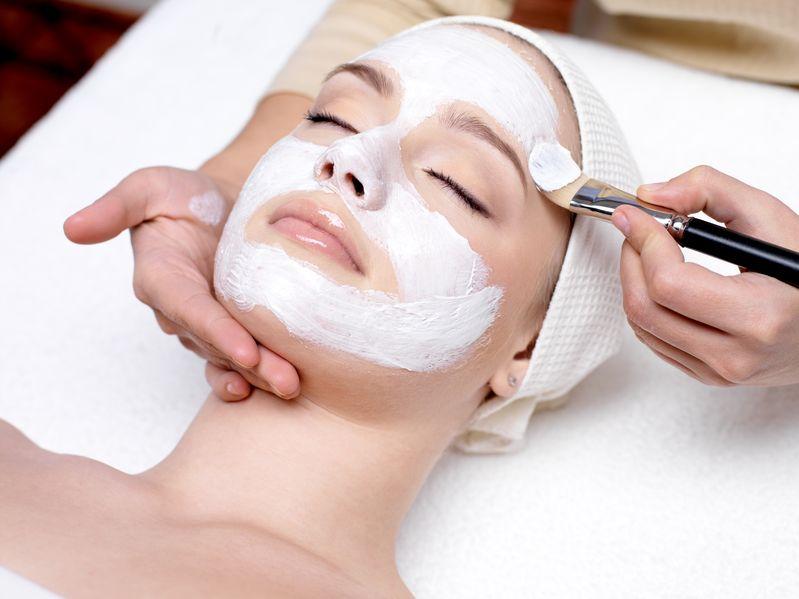 Tratamientos faciales, Centro Estético Aizpurua